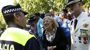 La alcaldesa «vuelve loca» a la Policía Municipal