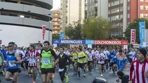 El Ayuntamiento recomienda no correr en carreras de intensidad con alta contaminación