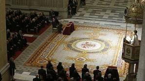 Último adiós al Infante Don Carlos en el Monasterio de El Escorial