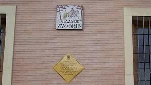 La plaza de San Martín, el lugar donde Quevedo mató a un hombre por pegar a una mujer
