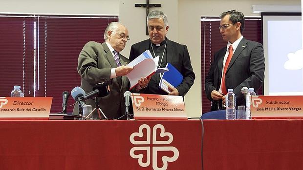 Empresas de Tenerife se compromete con Cáritas para impulsar la responsabilidad social
