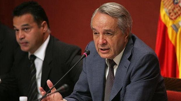 José Carlos Mauricio, durante su etapa como consejero regional