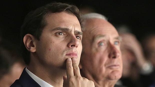 Rivera defiende la participación militar española en Siria bajo una coalición de la OTAN