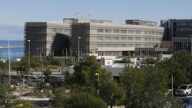 Imagen del exterior de uno de los edificios de la OAMI en Alicante