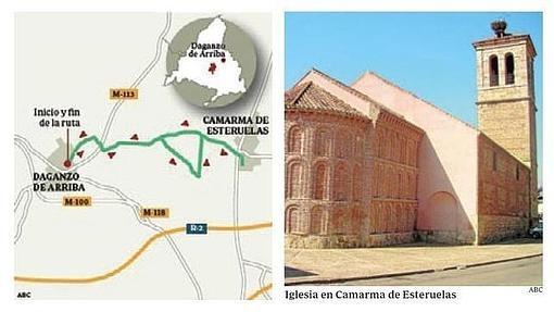 Rutas imprescindibles para hacer senderismo en madrid - Daganzo de arriba ...