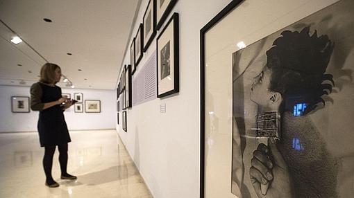 Imagen de la exposición del IVAM