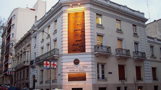 Sede de la APM en la calle Juan Bravo