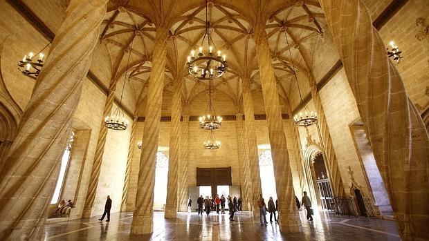 Valencia será la «Ciudad de la Seda» en 2016