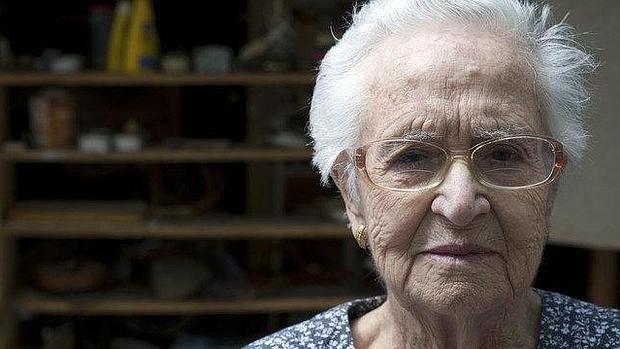 Antonia Guzmán, nominada como actriz revelación con 93 años: «Se han pasado un poco»