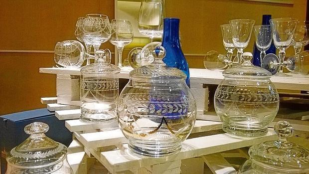 Brindar con cristal de la granja - Fabricas de cristal en espana ...