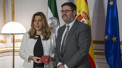 Díaz sopesa ya dejar atada su sucesión en Andalucía