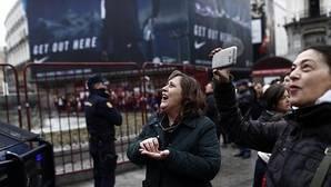 Más de medio millar de agentes blindan las uvas en la Puerta del Sol