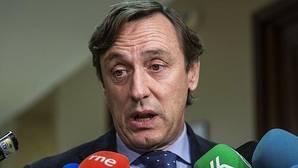 Rafael Hernando espera que el nuevo Congreso refleje la «pluralidad» pero respete la mayoría del PP