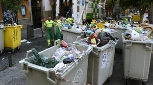 Nueva tasa de basura en Madrid para superficies industriales