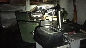 Un cortocircuito en una cafetera incendia el despacho de la juez decana de Alcalá