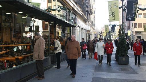 Las mejores calles para pasar un d a de compras - Calle santiago madrid ...