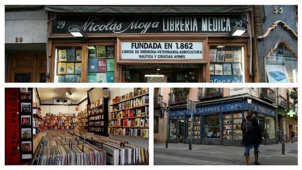 Las mejores librer as de madrid - Librerias a medida en madrid ...