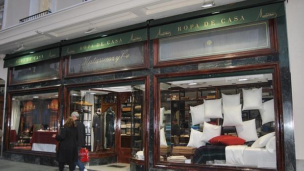 085f470d4acbc Madrid El negocio se instaló en el número 30 de Serrano hace 75 años