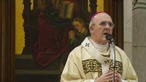 El arzobispo de Madrid bendice por primera vez a los animales
