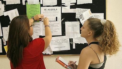Siete consejos para alquilar un piso de estudiantes en madrid - Pisos para una persona madrid ...
