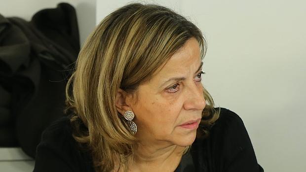 El pp declarar como querellado por borrar los ordenadores - Carmen navarro en sevilla ...