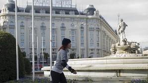 El cierre del paseo del Prado al tráfico los domingos se amplía dos horas