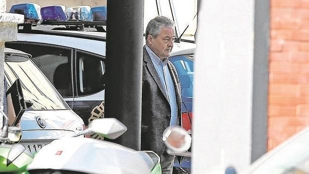 Pablo Antonio Martínez, marido y padre, respectivamente, de Montserrat y Triana, acusadas del crimen