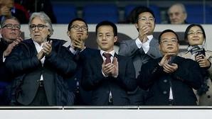 El actual propietario y máximo accionista del RCD Espanyol de Barcelona, Chen Yansheng