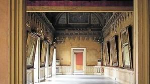 Gaviria: el ocaso de un palacio