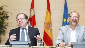 Herrera y C's evalúan el pacto de investidura con las primeras medidas ya en marcha