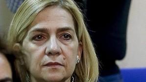 La Infanta Cristina será juzgada por el caso Nóos