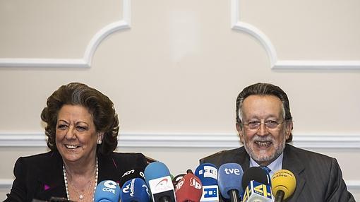 Imagen de Alfonso Grau y Rita Barberá