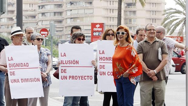 La investigación por los gastos de Barberá incluye facturas de una exministra y una diputada del PSOE