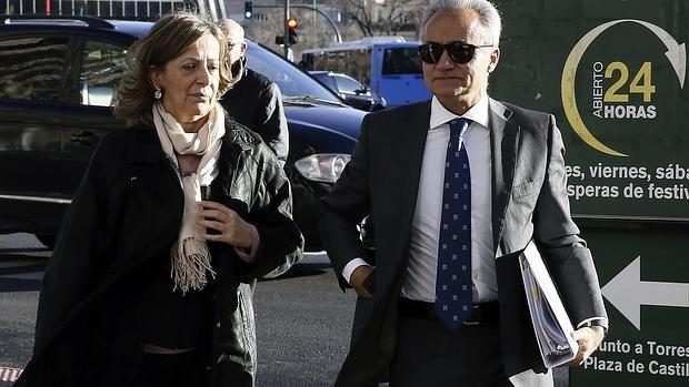 La juez cita a declarar al responsable de inform tica del - Carmen navarro en sevilla ...