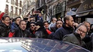 El sindicato de la Policía Municipal denuncia a Barbero por llamarles «fascistas»