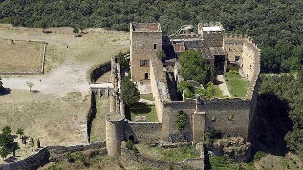 El castillo de pedraza acoger un torneo de combate medieval - El jardin de pedraza ...