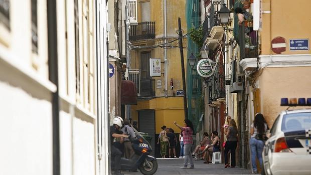 prostitutas en hoteles zona de prostitutas valencia