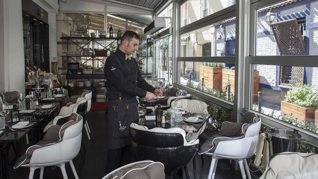 Restaurante La Máquina, de Jorge Juan