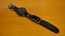 Reloj Mont Blanc con pulsera e-Strap