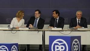 Reunión, este lunes, del Comité Ejecutivo Nacional del PP