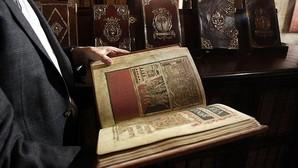 El «Códice Calixtino» se guarda en el archivo de la Catedral de Santiago