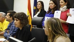 En Marea supedita el apoyo al PSOE a una investigación sobre Angrois