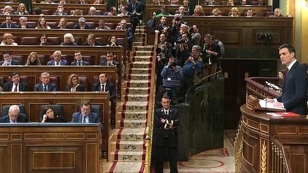 Sánchez: «No hay suma posible con partidos de la misma ideología, tenemos que mezclarnos»