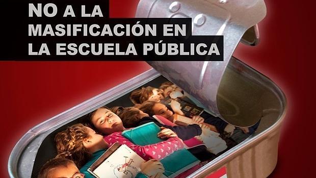 ARROYOMOLINOS -  El municipio más joven de España reclama un quinto colegio público