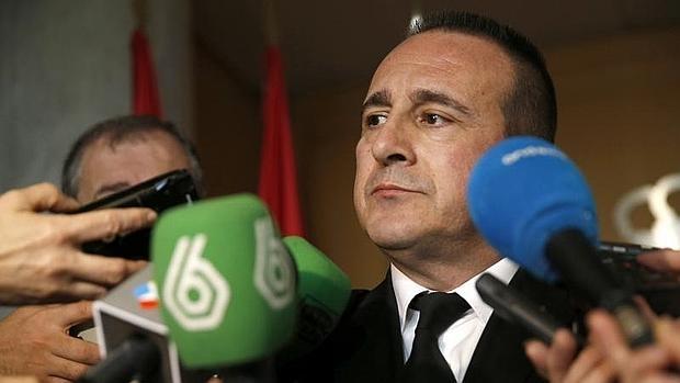 José Manuel Pinto, uno de los acusados de espionaje entre políticos del PP de Madrid