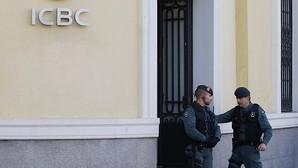 Registro de la sede del ICBC en Madrid