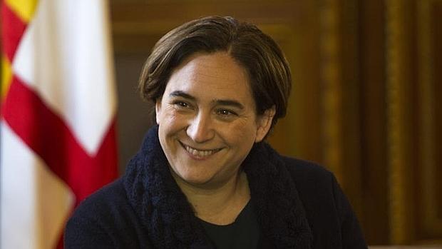 Ada Colau cree que el edil del PP de Palafolls «se ha retratado solo»