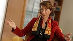 La directora general Pilar González
