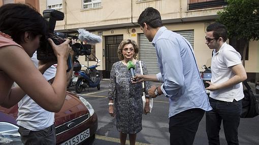Imagen de archivo de María José Alcón