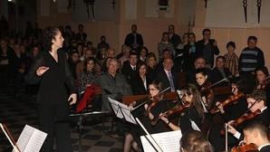 Imagen de Ribó en el concierto del inicio de Cuaresma